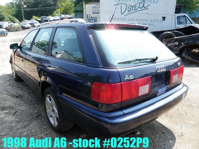 wagon 98 1998 audi a6 eastcoastautosalvage 0252p9
