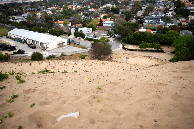 Sand Dune Park-- Abandoned on a Sunday afternoon