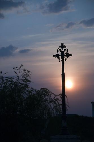 Soare la apus 2