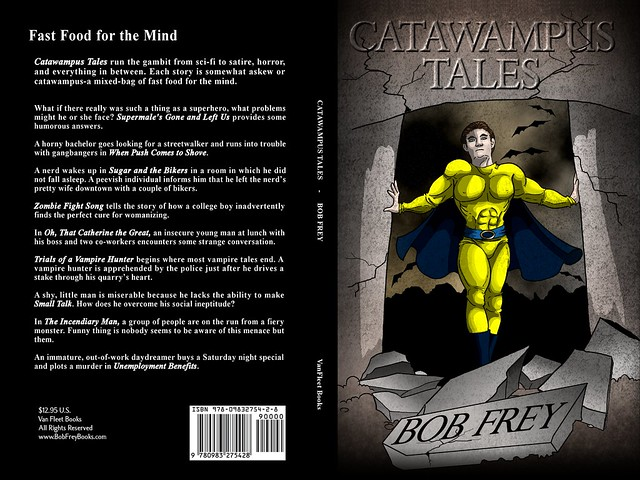 Catawampus Tales by Bob Frey