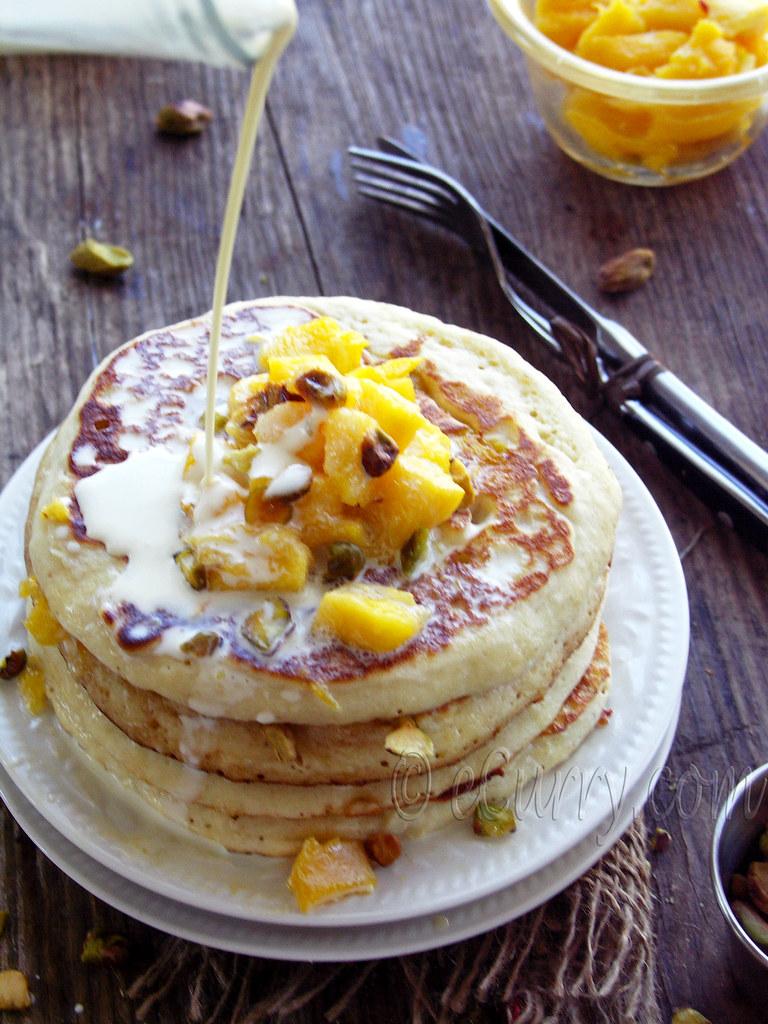 Mango Pancake 1