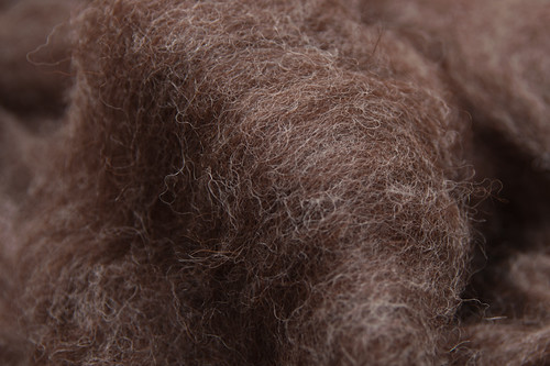 Medium Rose Grey Alpaca