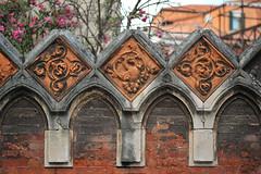 Fregio (Teone!) Tags: venice detail muro wall decoration venezia santacroce decorazione particolare dettaglio fregio abigfave estremità bellitalia stradanova
