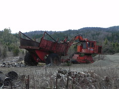 K2FF (The Koehring Guy) Tags: trees forestry logs feller forwarder koehring
