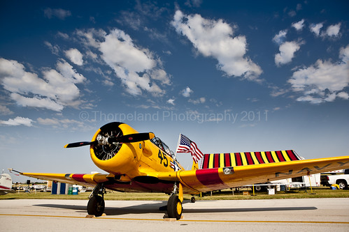 Denton Air Show 2011