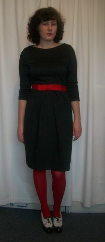 Burda 128 dress