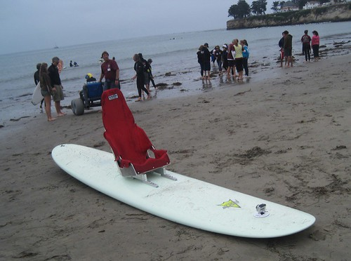 Proprietary Surfing Chair