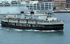 Old timer ferry (FredV45) Tags: ferry ship manly sydney northhead barrenjoey