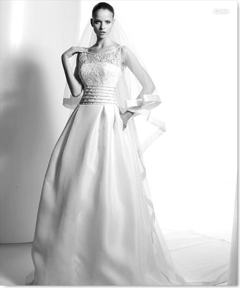 Vestidos de novia Pronovias - Vintage - Castor001