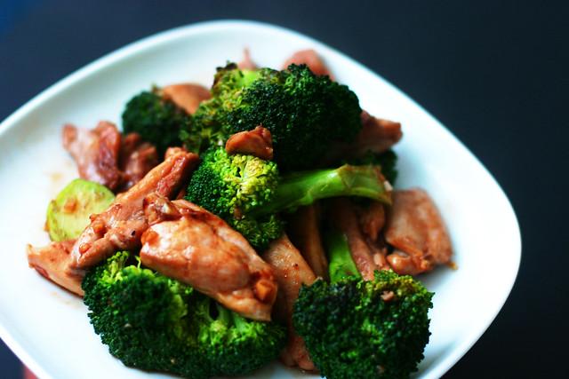 food chicken recipe broccoli veggie 2008 canonef50mmf14usm
