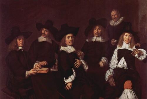 cuadro de Frans Hals
