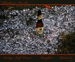 """ BEER PARADISE...""         :-) (Maxsimus) Tags: ice beer sport golf fun thailand bottl"