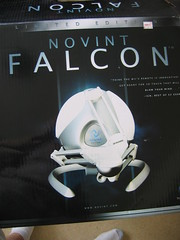 Novint Falcon Packaging