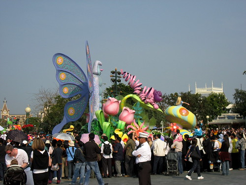 Disney on Parade: A Bug's Life