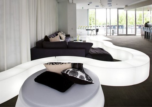 Modern Living Room Furniture from SlideDesign | Home Trends | Decoration | Gardening from momoy.com