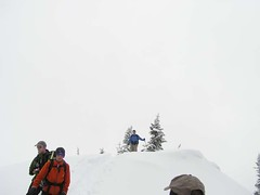 Jim on summit of Red 2