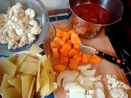 LIFEFLIX: Last Night's Dinner #106: Torn Lasagna with ...
