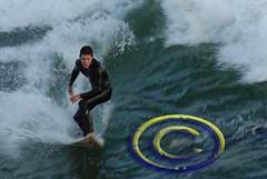 Huntington Bch. CA -The Pier 4-3-08 (piersurfing) Tags: sunset beach surfer quicksilver surfing orangecounty billabong huntingtonbeach oneill hurley hightide ripcurl skimboard surfcity alisobeach bodyglove aliso sideout pugley piersurfing