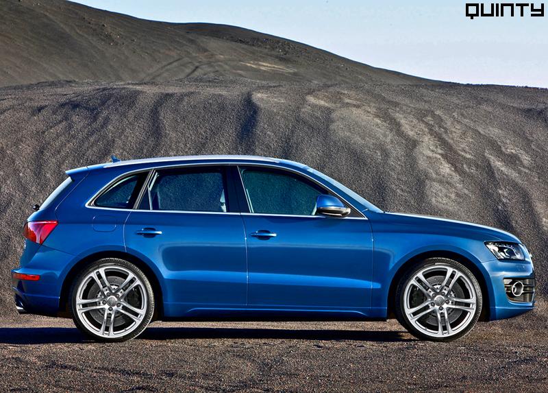 [PS] Audi Q5 S Line