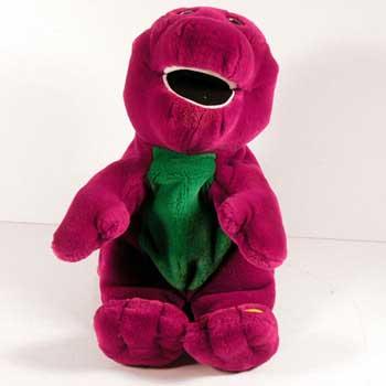 Robot Barney