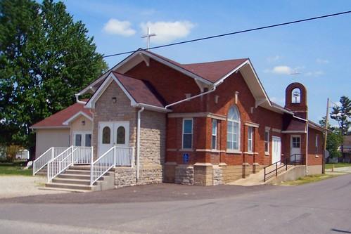 St. Magdalene Catholic Church, New Marion, Indiana