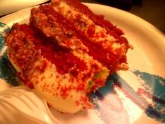 two little red hens bakery ny - red velvet cake