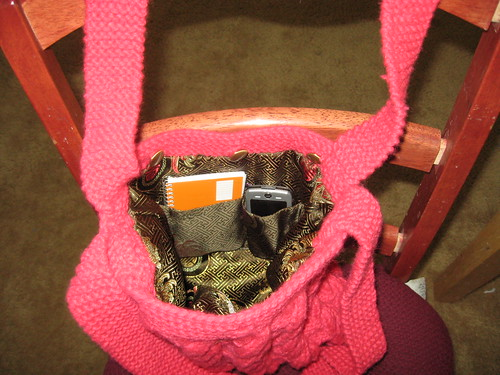pockets in purse