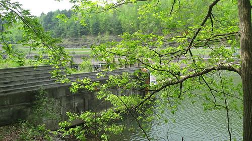 Goodyear Lake Dam