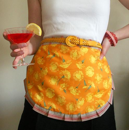 havana nights apron