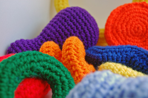 Noonas Crochet Toy Pattern