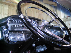 1956 Steering Wheel in perfect restored condition (Lars Schenk) Tags: cadillac 1956 steeringwheel
