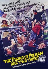 PELHAM Movie Poster