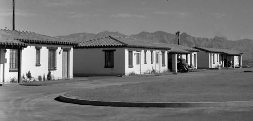 Spanish Trail  Motel: Tucson, Arizona