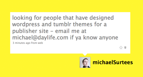 wordpress & tumblr theme experts