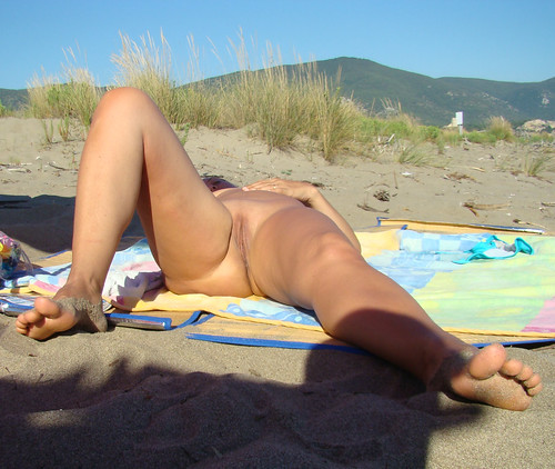 full public outside nudity pics: sunbathing, nudist