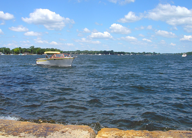 Excelsior Bay Wooden Boat