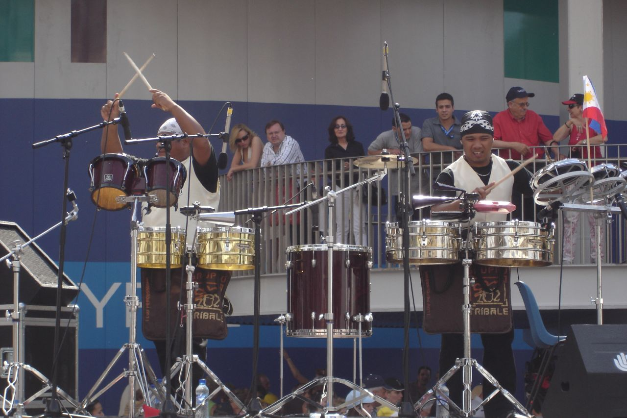 Expo Zaragoza 2008. Dia de Filipinas