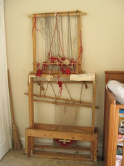 Navajo Loom (moonrat42) Tags: navajo weaving loom