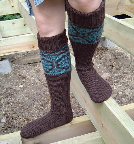 Sock #7 (52 Sock Challenge)