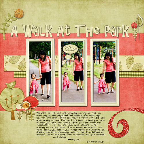 A Walk At The Park 2