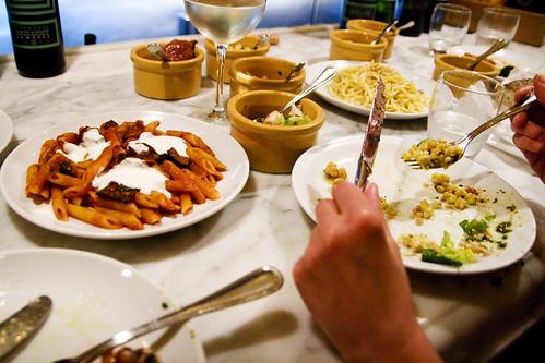 so much food.  yay!