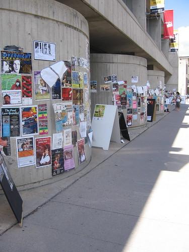 Posters at MTC 2