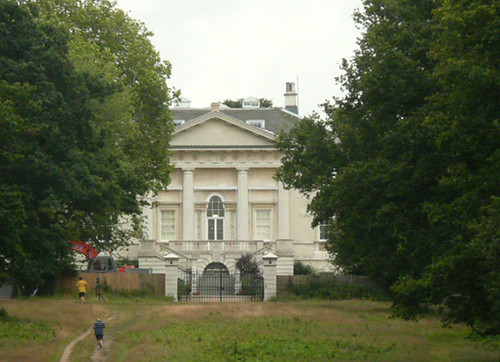 The White Lodge,Richmond Park,London