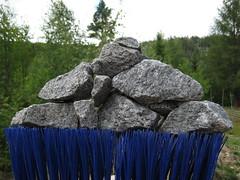 stenstapel (Blbitar) Tags: sten bl stapel
