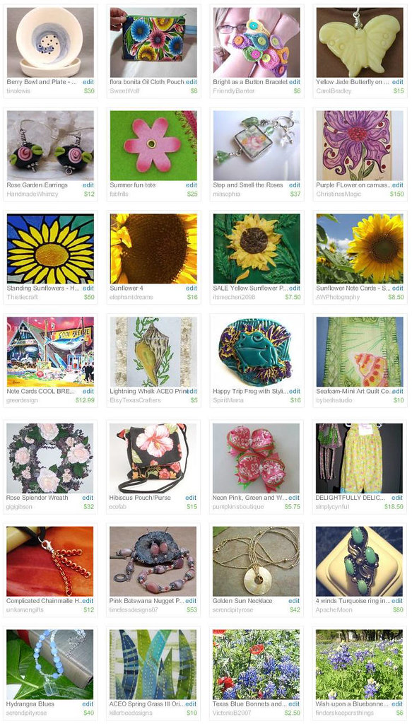 Design Challenge, July, 2008 - Summer Delights!