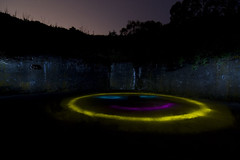 Dark, Happy Places (TakenPictures) Tags: california lightpainting abandoned night photography military fullmoon marinheadlands takenpictures mikehows