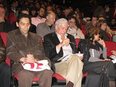 """El público en la premiere de """"Dioses"""""""