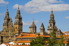 Kathedrale Santiago de Compostela, Spanien / Santiago de Compostela Cathedral (til213) Tags: santiago de spain camino cathedral kathedrale compostela pilgrimage jakobsweg spanien damncool pilgern