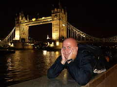 Tower Bridge & Mike