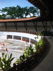 Second level of Bullfighting Ring
